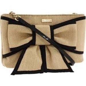 Kate Spade Bow Shoulder Bag with Dust Bag